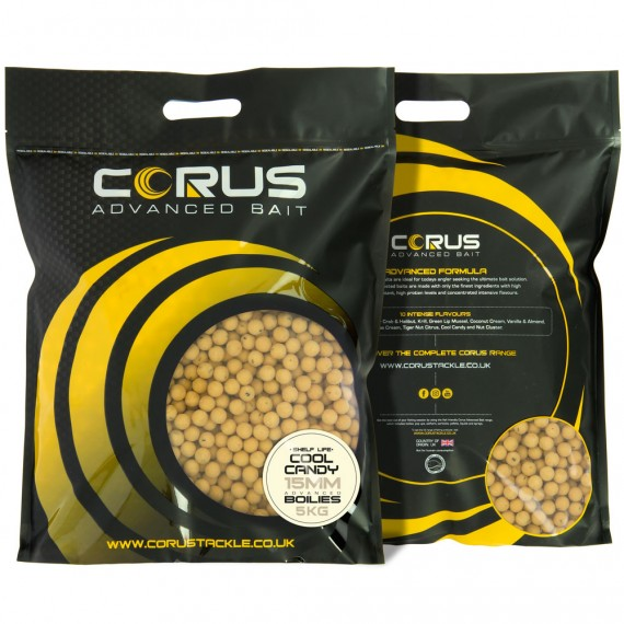 5kg 15mm Cool Candy Shelf Life Boilies