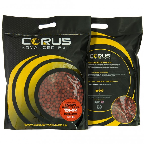 Robin Red Tuna Boilies