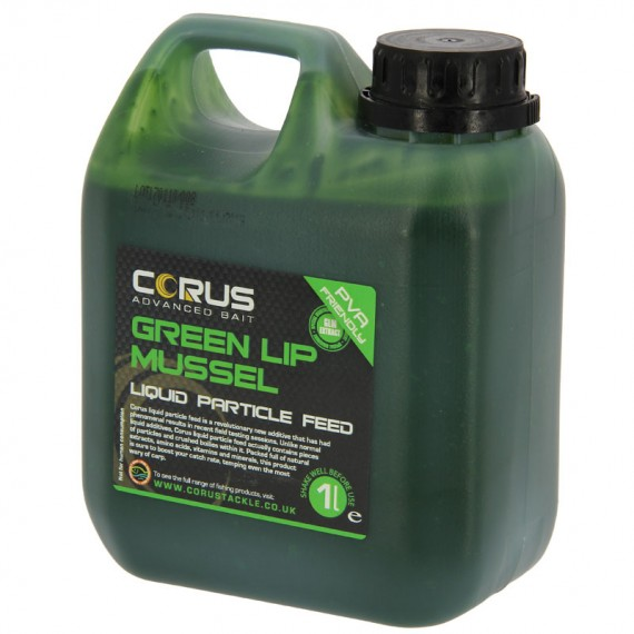 Liquid Feed 1 x 1l Green Lip Mussel