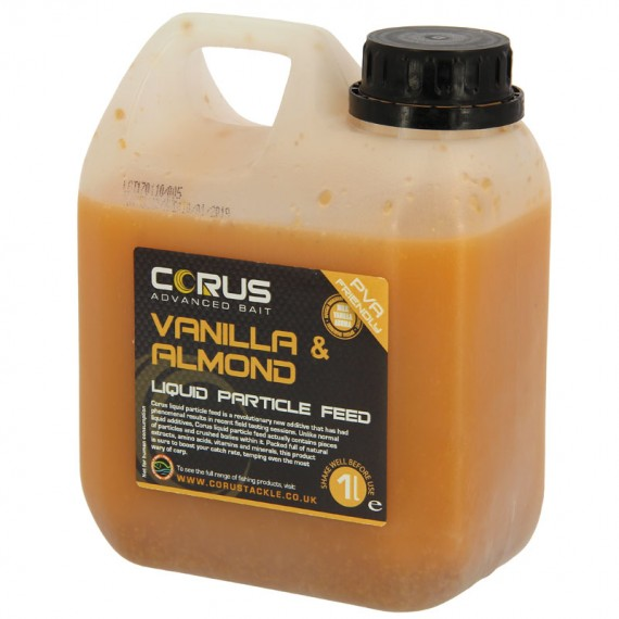 Liquid Feed 1 x 1l Vanilla & Almond