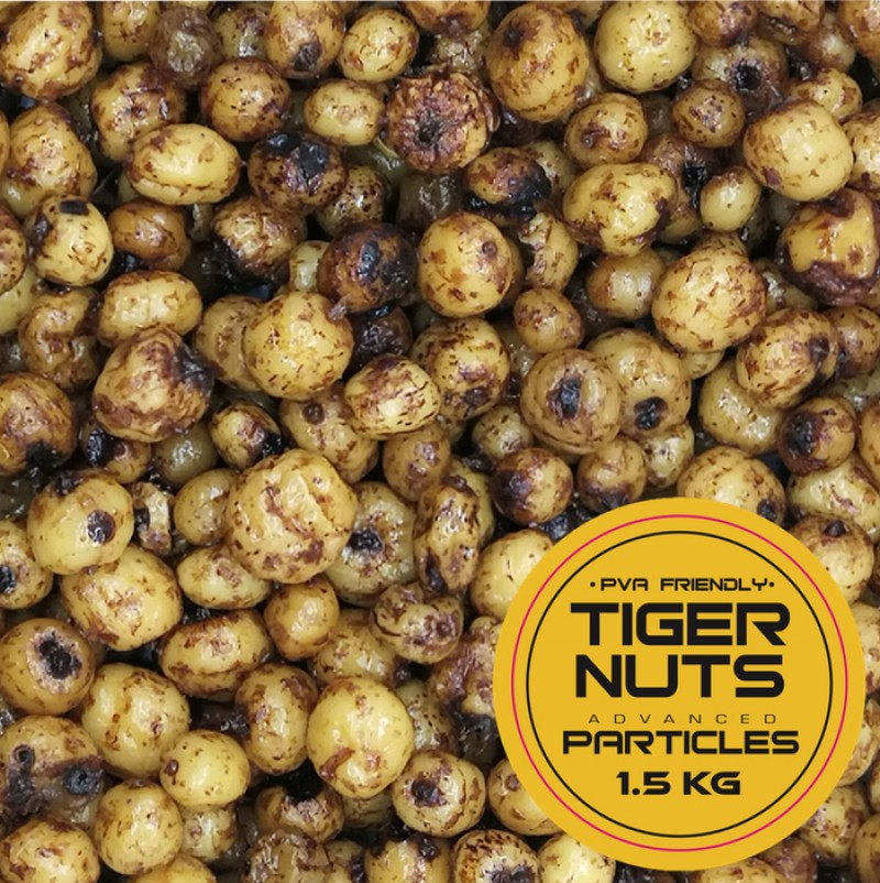 4.5kg Particle Bundle. Choose From Tiger Nuts, Hemp Seed Or Spod Mix