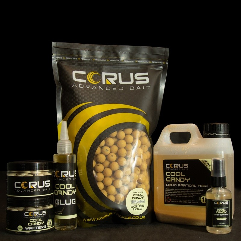 Cool Candy 15mm Shelf Life Boilies Full Range