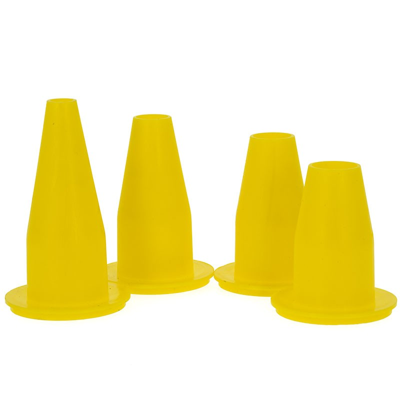 Home Made Pop Ups Set Includes Gun, Funnels, Fluoro Mix & Flavouring