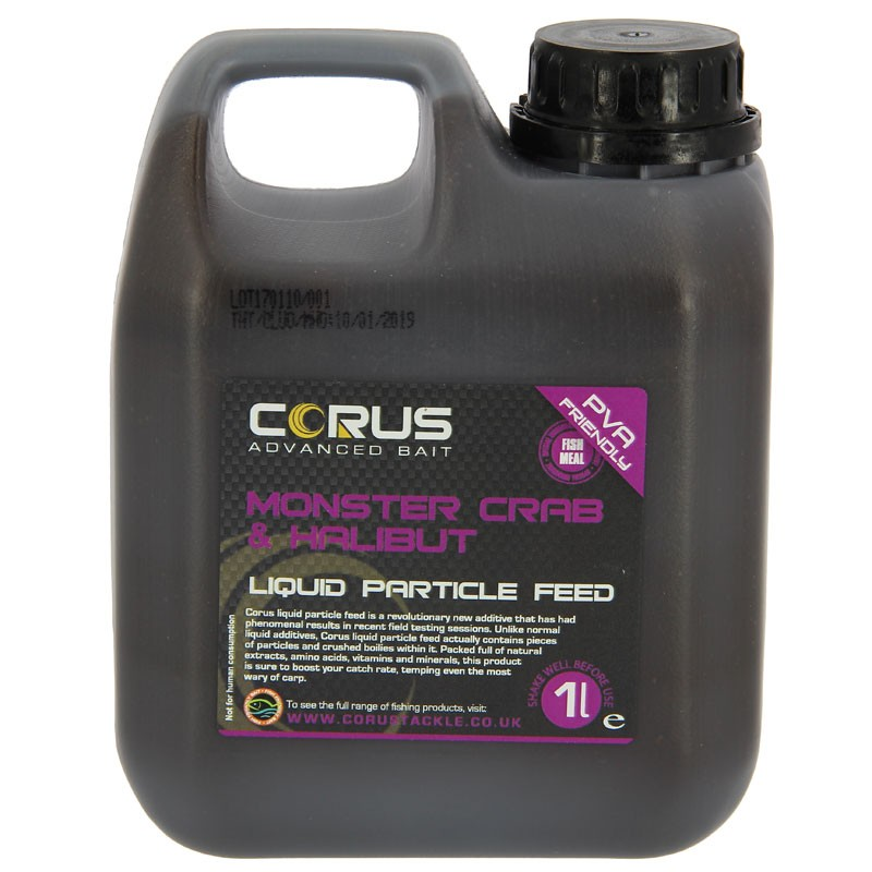 Liquid Feed - 1 Litre Jerry Can (All Flavours)