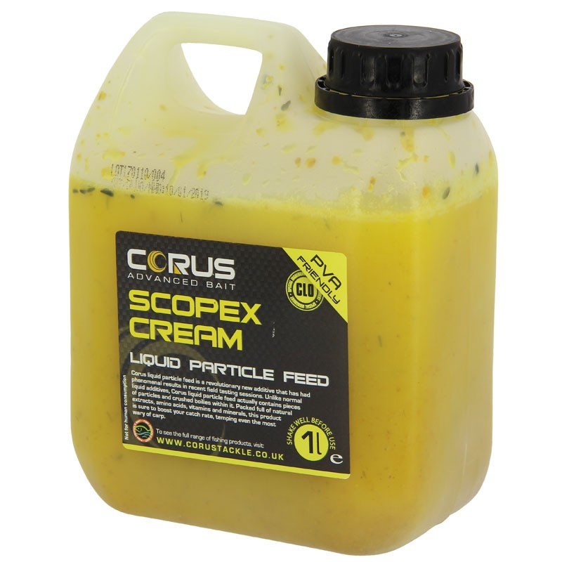 Liquid Feed 1 x 1l Scopex Cream