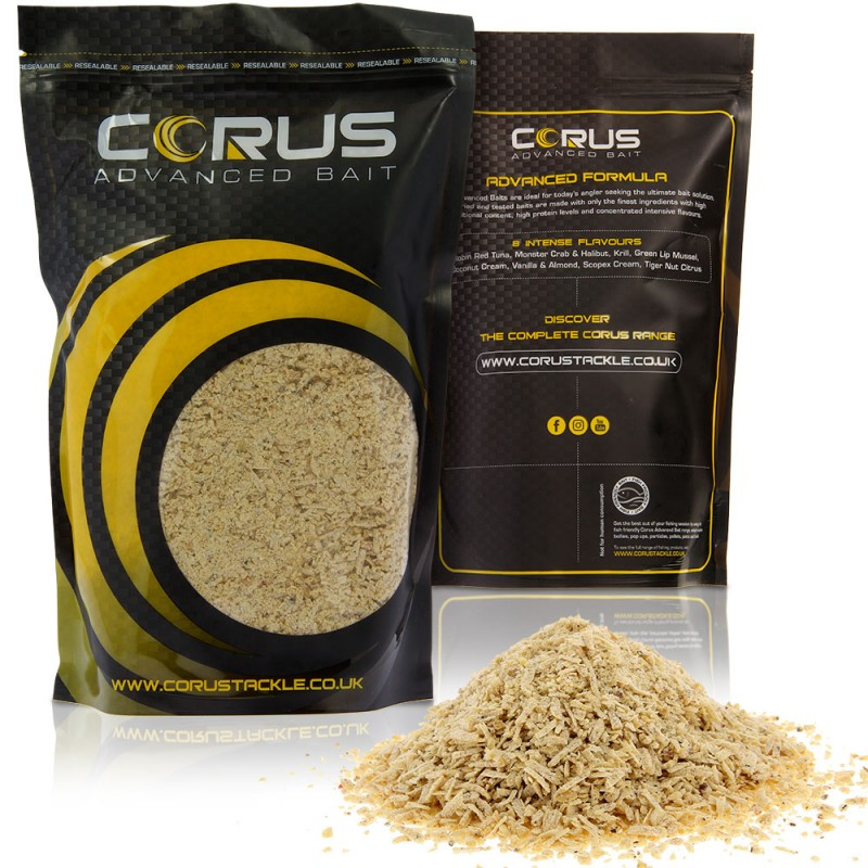 1kg Boilie Crumb (All Flavours)