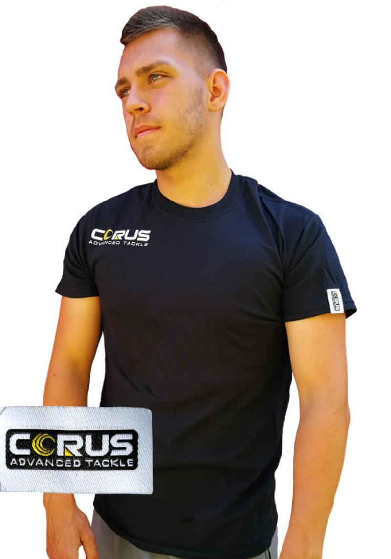 Corus Black Out T-Shirt