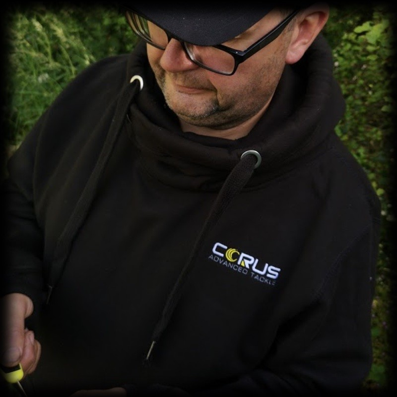 Corus Cross Neck Hoodies